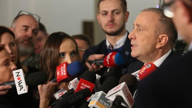 Schetyna: Trwamy, jesteśmy, będziemy i zostajemy w Sejmie