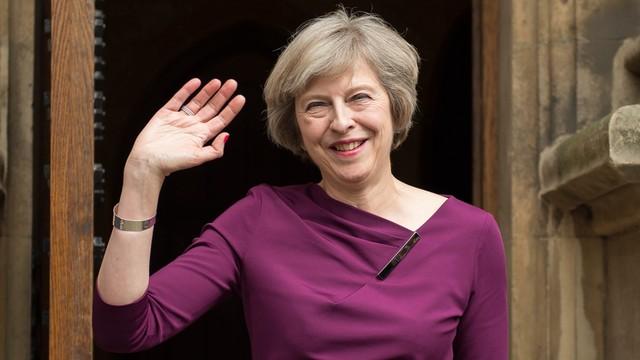 Theresa May będzie nowym premierem Wielkiej Brytanii