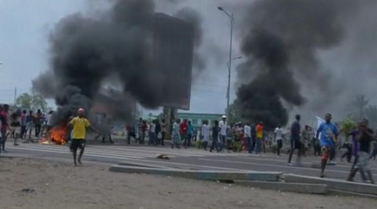 """""""Barbarzyństwo i ekstremalna dzicz"""". Krwawe zamieszki w Demokratycznej Republice Konga"""
