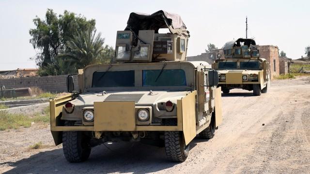Irak: Państwo Islamskie używa broni chemicznej przeciwko żołnierzom USA?