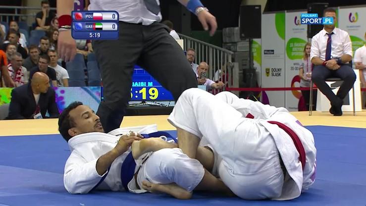 2017-07-28 TWG: Kozak z brązowym medalem w ju-jitsu!