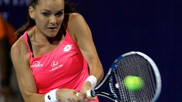 07-01-2016 09:51 Radwańska w półfinale turnieju w Shenzen. Bez straty seta