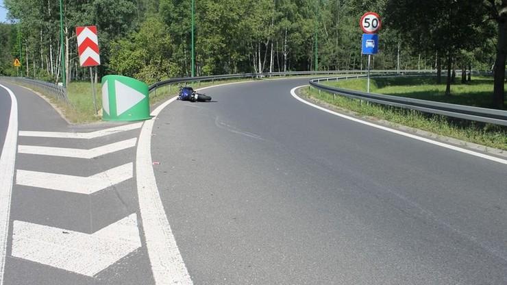 Dziesięciu motocyklistów zginęło na Śląsku. Tragiczny lipiec