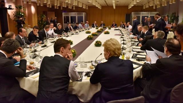 Szczyt UE: jest propozycja kompromisu z W. Brytanią. Dramat skończony