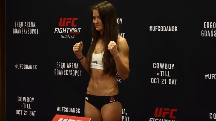 UFC w Gdańsku: Wyniki ważenia. Jeden zawodnik nie zmieścił się w limicie