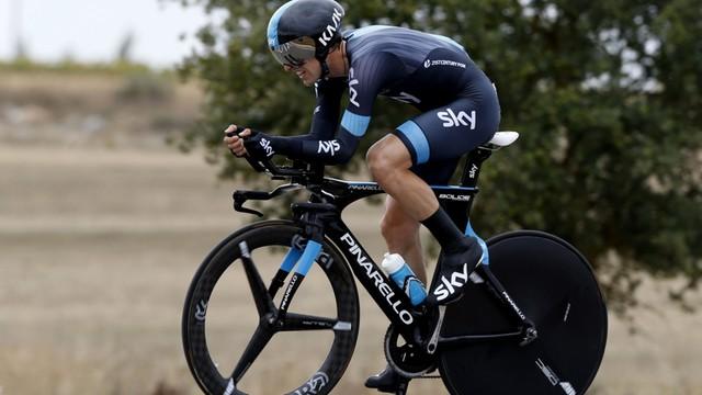 Vuelta a Espana - Bodnar na podium 17. etapu, spadek Majki