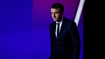 21-04-2017 12:53 Dwa dni do wyborów we Francji. W sondażach Macron minimalnie przed Le Pen