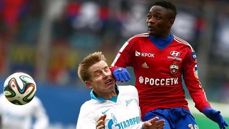 Zenit ogrywa CSKA w pojedynku wagi ciężkiej