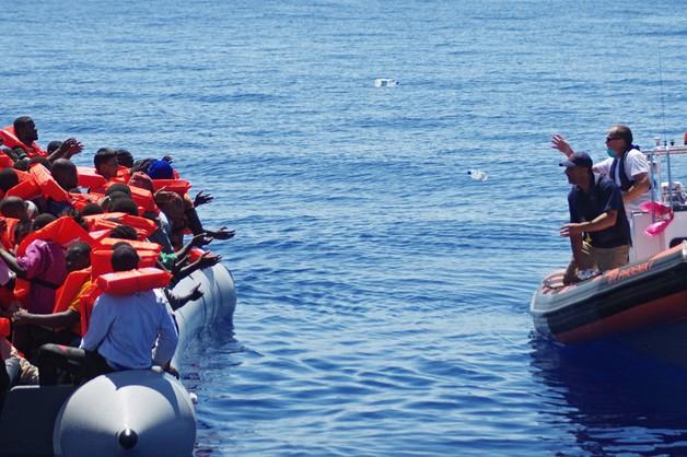Rosja nie poprze niszczenia statków przemytników na Morzu Śródziemnym