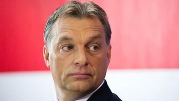 13-09-2016 18:52 Orban na spotkaniu z Tuskiem wezwał do zmiany polityki imigracyjnej