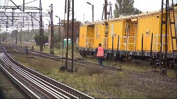 Nawet kilkunastogodzinne opóźnienia pociągów po wichurze w Wielkopolsce