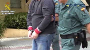 11-12-2015 22:50 Hiszpania: zatrzymano bossa największego gangu narkotykowego w Europie