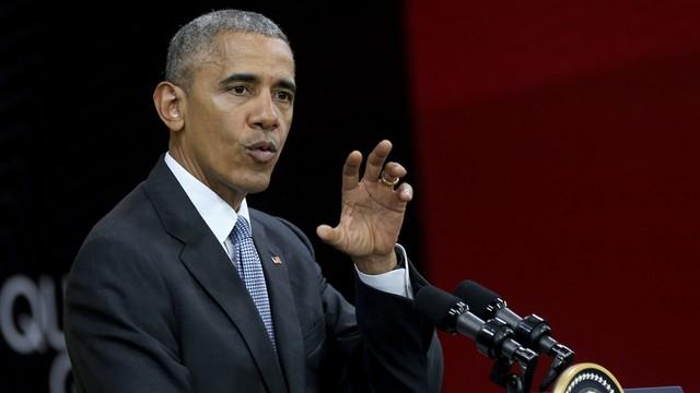 Obama: rzeczywistość wymusi na Trumpie rewizję podejścia