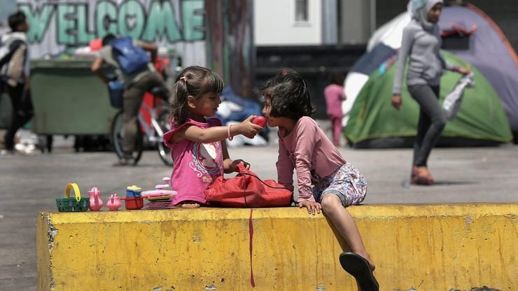 Dziecięcy uchodźcy trafią do Wielkiej Brytanii