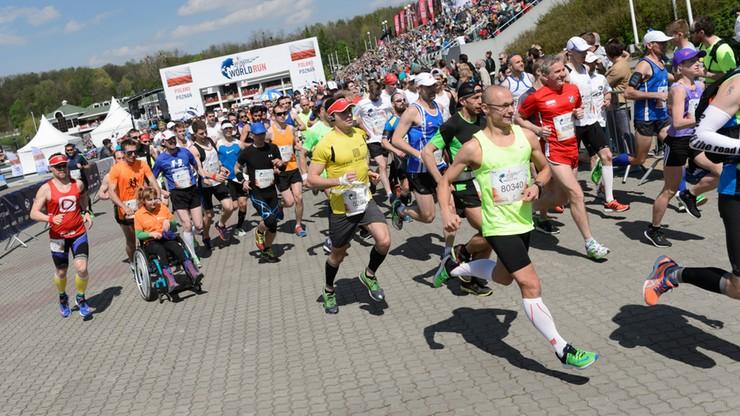 Olszewski i Stelmach wygrali w Poznaniu Wings For Life World Run