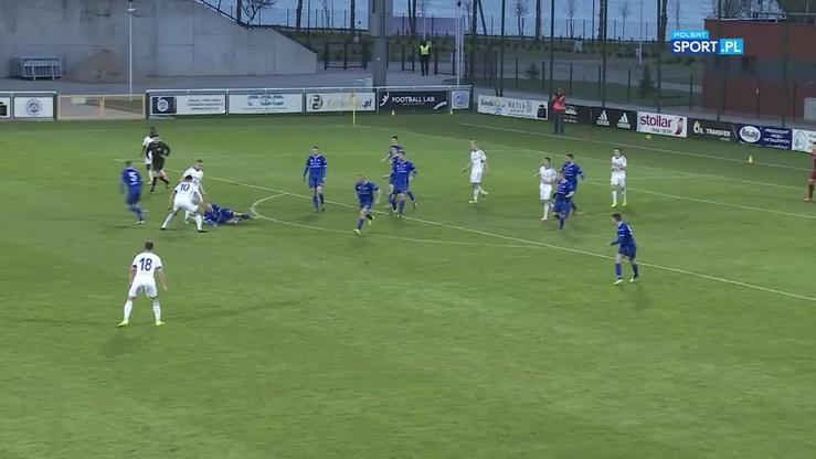 2017-05-01 Wigry Suwałki - MKS Kluczbork 2:0. Skrót meczu