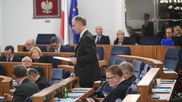 11-01-2017 17:29 Senat przyjął budżet bez poprawek. Kaczyński dziękuje