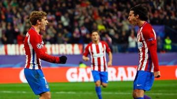 2016-11-23 Atletico ograło PSV i zapewniło sobie pierwsze miejsce w grupie D