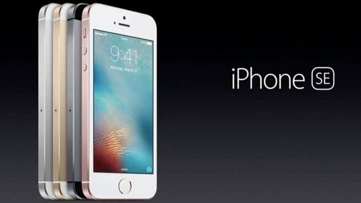 Apple pokazało nowego iPhone'a SE. Będzie kosztował 2149 zł