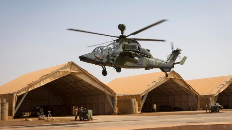W Mali rozbił się niemiecki śmigłowiec bojowy, załoga zginęła