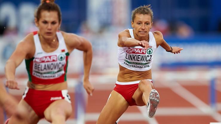 Linkiewicz wicemistrzynią Europy w biegu na 400 m ppł.