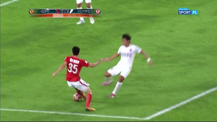 Ogromne kontrowersje w lidze chińskiej!