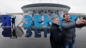 2017-04-22 MŚ 2018: Stadion w Sankt Petersburgu oficjalnie otwarty
