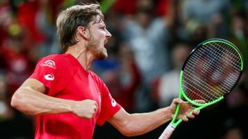 2017-09-17 Puchar Davisa: W finale Francja zagra z Belgią