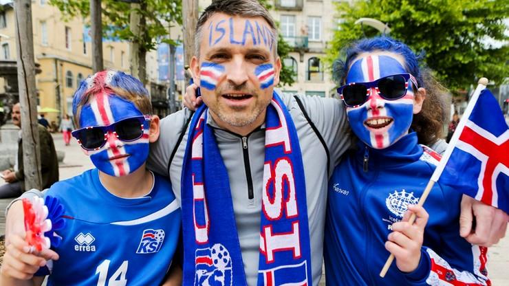 Euro 2016: Islandzcy kibice umiarkowanymi optymistami