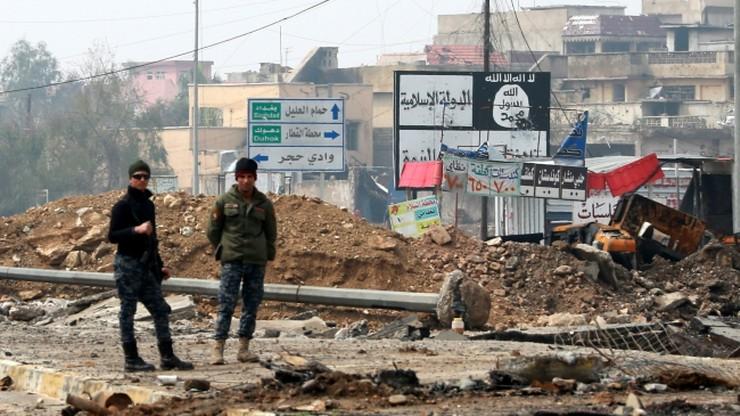 Państwo Islamskie przyznało się do ataku w Bagdadzie
