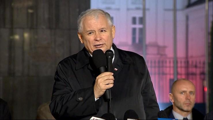 Kaczyński: prawdziwa wolność to prawo do prawdy
