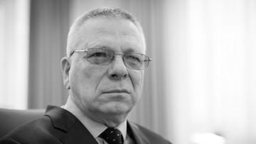 27-08-2017 15:08 Zmarł Roman Giedrojć - Główny Inspektor Pracy