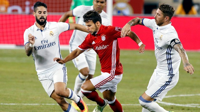 Superpuchar Europy - osłabiony Real kontra nowa Sevilla