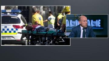 Poprawność polityczna zbiera krwawe żniwo - poseł PiS o zamachu w Barcelonie