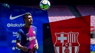 2017-08-17 Kibice Barcelony zbojkotowali oficjalną prezentację Paulinho