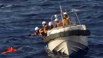 11-08-2016 08:44 Chiński kuter zatonął po zderzeniu z greckim frachtowcem. Trwa akcja ratunkowa