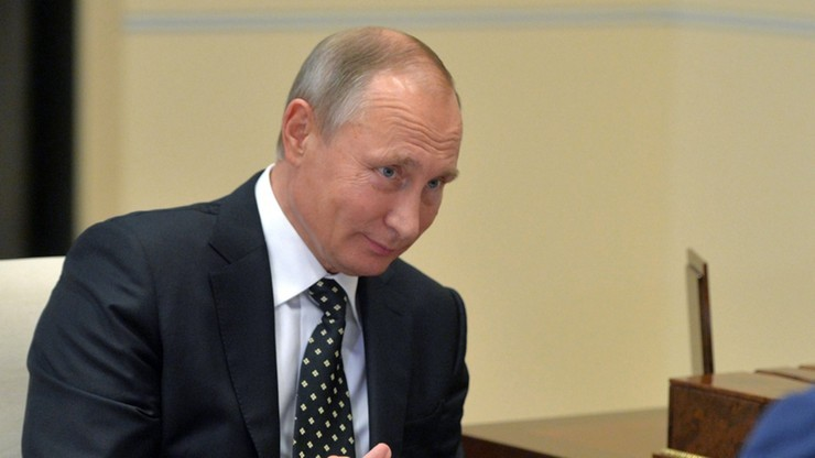 Putin: cieszą nas plany francuskiej prawicy