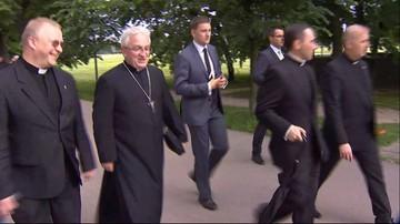 31-05-2016 16:44 Delegacja z Watykanu po raz trzeci w Krakowie