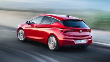 "Opel Astra ""Samochodem Roku 2016"""
