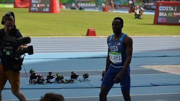 22-04-2017 07:00 Kiedyś wicemistrz olimpijski w trójskoku śpiewał w kościelnym chórze. Teraz został raperem