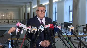 Czarnecki: Wpis Donalda Tuska to wynik jego frustracji