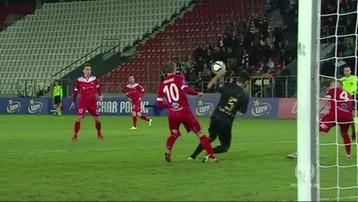2015-11-19 Puchar Polski: Cracovia może mieć pretensje do sędziego? To jest rzut karny