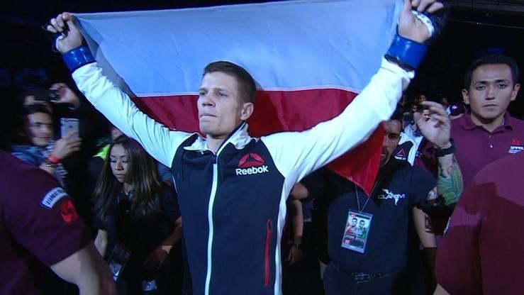 UFC w Gdańsku: Held bez rywala! Hallmann rzuca mu wyzwanie