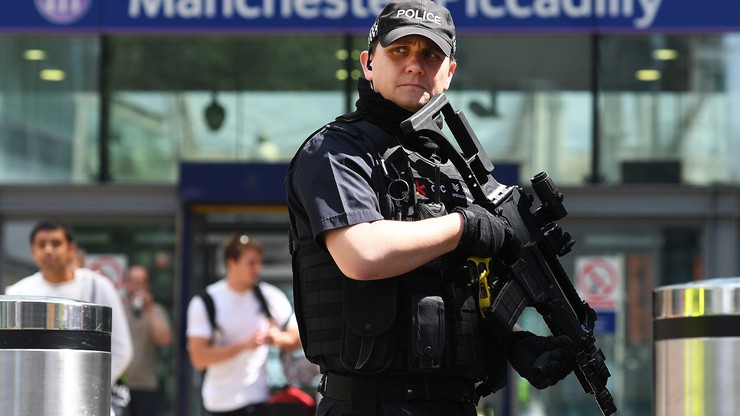 Wielka Brytania: 25-letni mężczyzna zatrzymany w związku z zamachem w Manchesterze