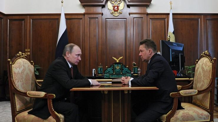 Chiński zastrzyk gotówki dla Gazpromu