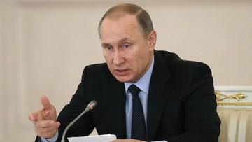 """""""Putin jest skorumpowany. Rząd USA wie o tym od wielu lat"""". Mocne słowa przedstawiciela resortu finansów USA"""