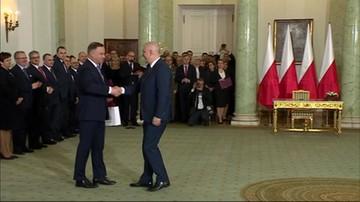 Joachim Brudziński - minister spraw wewnęrznych i administracji