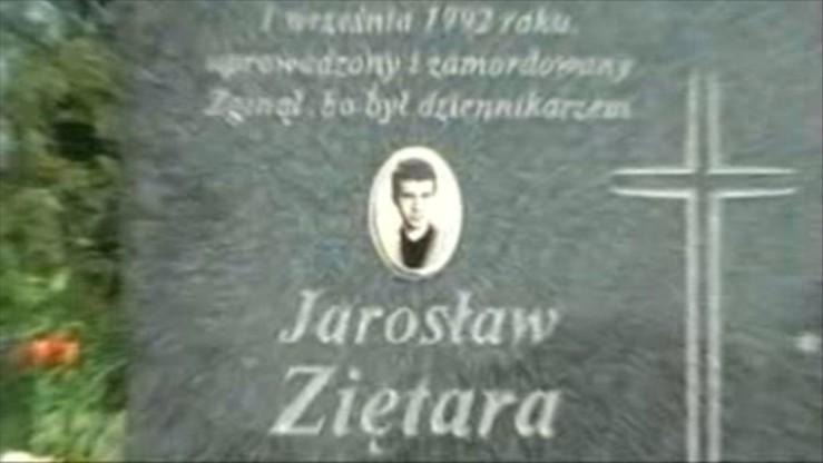 Zabójstwo Jarosława Ziętary nadal niewyjaśnione. Śledztwo w sprawie śmierci dziennikarza umorzono