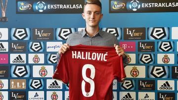 2017-06-26 Halilović w Wiśle Kraków!