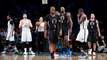2016-11-30 NBA: Noc niespodzianek